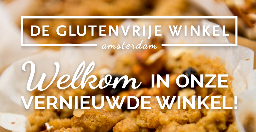 Vindustrial afhaalpunt voor de Glutenvrije Winkel Amsterdam