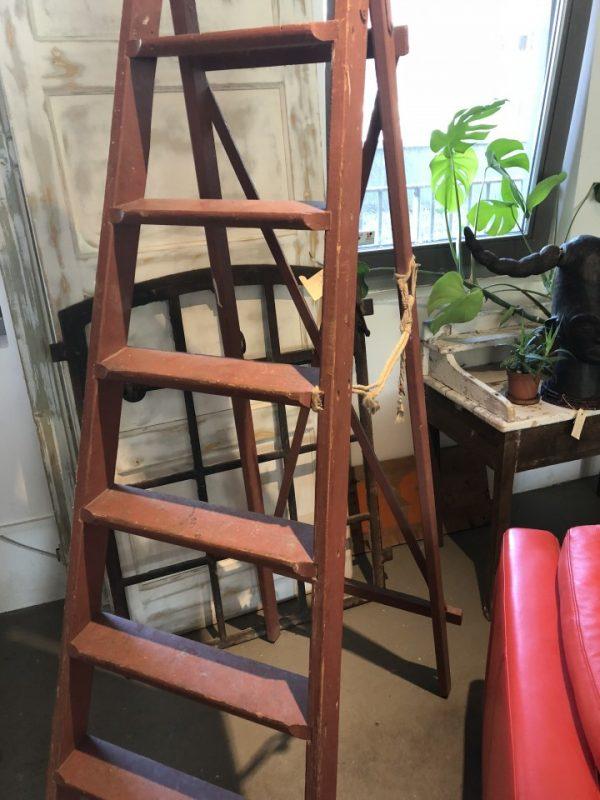 Grote oud/roze trap