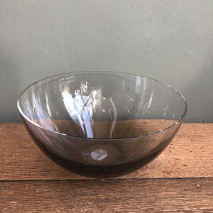Grote glazen schaal van Broste Copenhagen