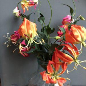 Zijden bloemen van Dutch Dreams