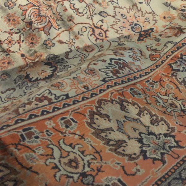 Vintage look tapijt